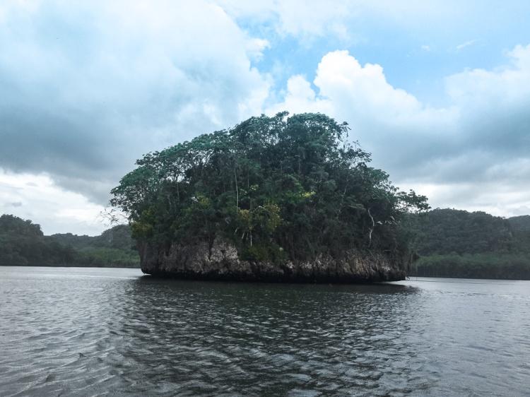 Parque Nacional Los Haitises.