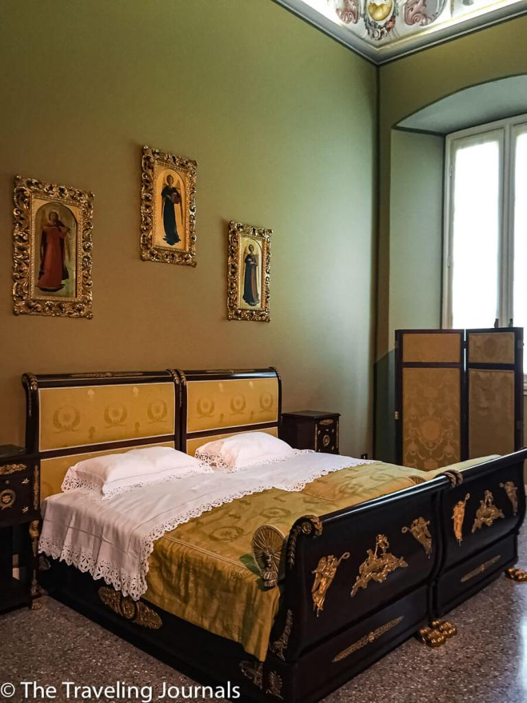 Bedroom in Villa Carlotta,Habitación en Villa Carlotta