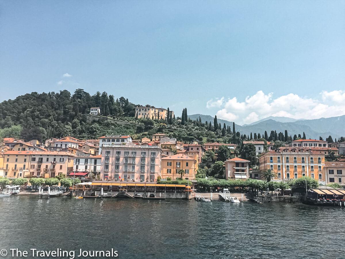 Lake Como, Laguna Como