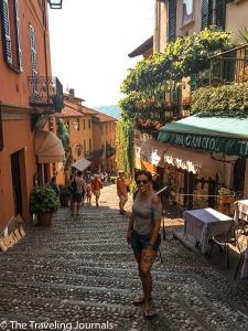 Salita Serbelloni, Bellagio Most famous steps in Como Los escalones mas famosos de Como