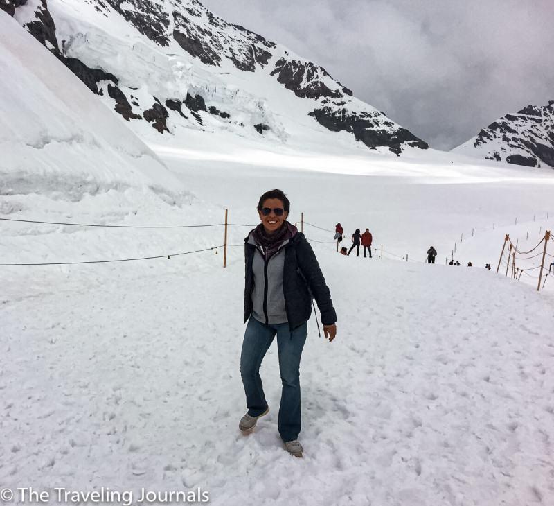 Snow Fun Park, Parque de diversions de Nieve, Jungfraujoch, suiza, switzerland